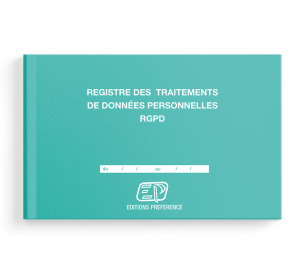 Registre des traitements de...