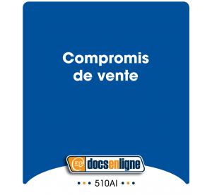 Compromis de vente, en ligne