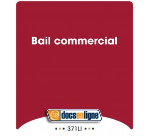 Bail commercial, en ligne