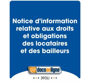 Notice d'information...
