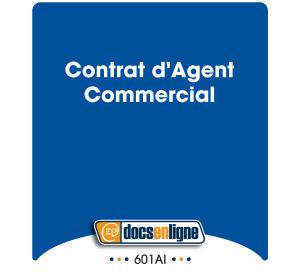 Contrat d'Agent Commercial,...