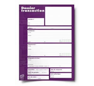 Dossier Transaction...